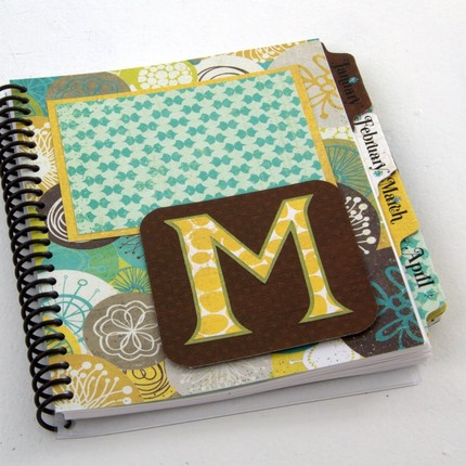 The lost ann mi 3 fun daily planners a few ideas for Custom photo planner